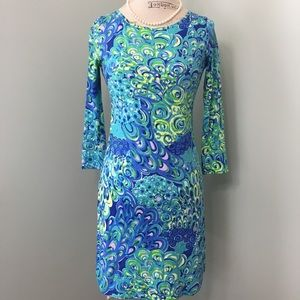 Dresses & Skirts - Lilly Pulitzer Marlowe Lilly's Lagoon XXS
